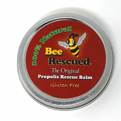 propolis ointment by bee rescued rescue balm